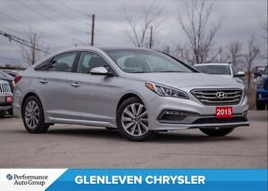 2015 Hyundai Sonata Pending Sold...Sport | PANO ROOF | BUTTON ST