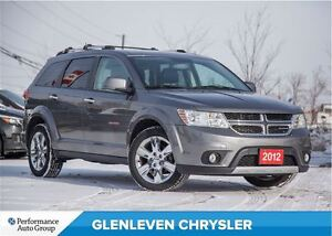 2012 Dodge Journey R/T | NAV | LEATHER | BU CAMERA