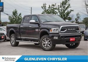 2017 Ram 2500 LARAMIE LIMITED | DIESEL | ROOF | AIR SUSPENSION