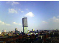 Lovely 1 Bed Flat off Deansgate - with stunning views - ideal for young professionals