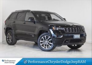 2017 Jeep Grand Cherokee 75th Anniversary Edition * Nav * Sunroo