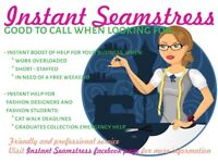 INSTANT SEAMSTRESS available in Belfast