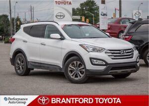 2016 Hyundai Santa Fe Sport Premium, White, AWD, Carproof Clean,