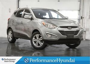 2010 Hyundai Tucson GLS FWD at