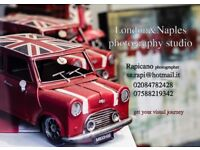 London&Naples Photography Studio is looking for new clients