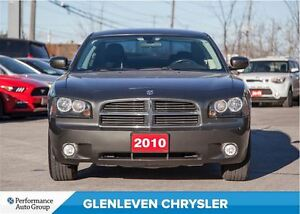2010 Dodge Charger SXT LEATHER, ALLOYS Oakville / Halton Region Toronto (GTA) image 2