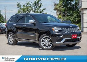 2014 Jeep Grand Cherokee Summit | PANORAMIC ROOF | NAV | ADAPTIV