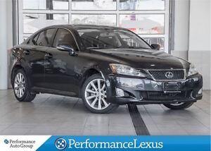 2010 Lexus IS 250 ACCIDENT FREE!