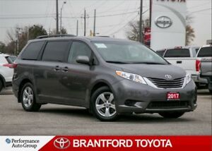 2017 Toyota Sienna LE, Bulk Purchase, BU Camera, Heated Seats
