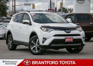 2017 Toyota RAV4 XLE, 11322 Km's!, Off Lease, FWD, Sunroof
