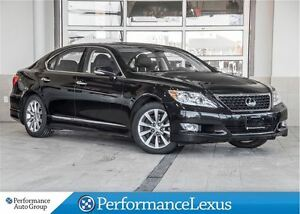2012 Lexus LS 460 AWD 8A NEW TIRES & BRAKES !