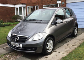 Mercedes-Benz A Class 1.5 A160 BlueEFFICIENCY Classic SE 5dr, Full Service History, 2 Owners