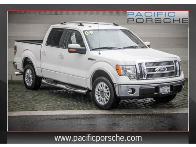 Image 1 of Ford: F-150 Lariat White…