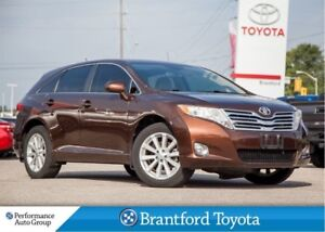 2010 Toyota Venza AWD, Only 96205 Km's!, Tinted, Bluetooth