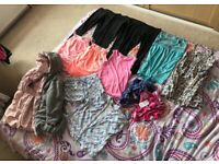 6 years girls clothes bundle