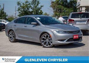 2016 Chrysler 200 C | V6 | PANORAMIC ROOF | NAV