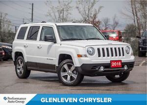 2016 Jeep Patriot HIGH ALTITUDE | SUNROOF | LEATHER | BLUETOOTH