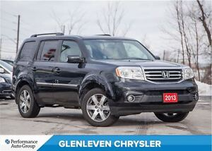 2013 Honda Pilot Touring | NAV | DVD | LEATHER | BACK UP CAMERA
