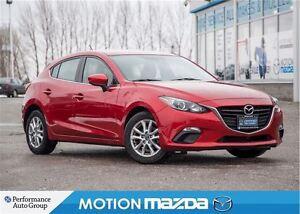 2014 Mazda MAZDA3 SPORT GS Heated Seats Auto Headlights