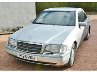 Mercedes C280 Auto 1995. 35,000 miles. Owned from new.