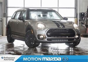 2016 MINI Cooper Clubman Cooper 6Speed Pano-roof
