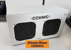 Avalon ASIC Bitcoin BTC Miner 120GH/s