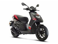 Aprilia SR Motard 125 Black or White SAVE £200
