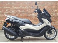 Yamaha NMAX 125 (66 REG), In excellent condition with ONLY 2533 miles!
