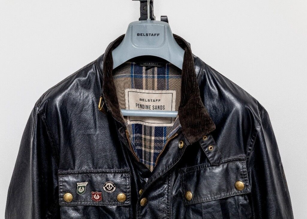0414229d74 Belstaff Trialmaster Limited Edition 'Pendine Sands' Jacket - Size 50  perfect condition.