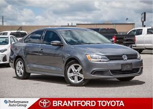 2013 Volkswagen Jetta 2.5L Comfortline, Trade In, Carproof Clean