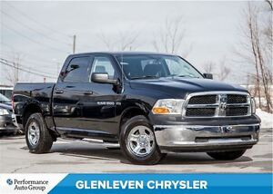 2012 Ram 1500 ST | CREW CAB | 4X4 | BLUETOOTH | CHROME PKG