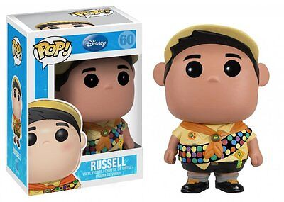 Funko Pop Disney Series 5 Pixar Up: Russell Vinyl Action Figure Collectible Toy