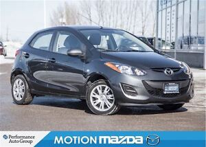 2014 Mazda MAZDA2 GX CONV Cruise Power Pkg