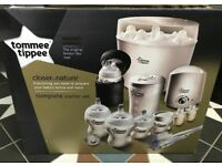 Brand New Tommee Tippee closer to nature steriliser set