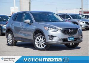 2015 Mazda CX-5 GT Tech Leather+ Winter Tire Pkg