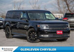 2016 Ford Flex Limited | NAV | PANO ROOF | BU CAMERA