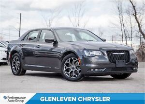 2016 Chrysler 300 S | AWD | NAV | PANO ROOF | LEATHER | BACK UP