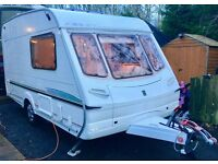 Abbey Aventura 312 2004 2Berth with Motor mover & Awning