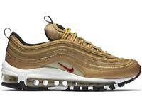 Nike air Max 97 ultra gold size 11 worn few times but still look fresh