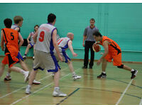 Come and try Adult Basketball, novice and experienced players welcome