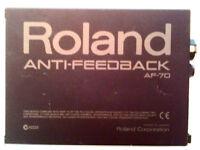 ROLAND AF70 anti feedback module