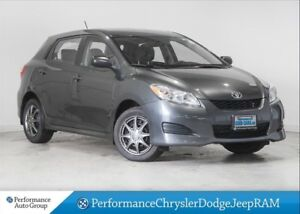 2012 Toyota Matrix HATCHBACK - AUTOMATIC - ALL NEW TIRES AND BRA