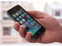 APPLE IPHONE 5S - SPACE GREY - 16GB - UNLOCKED - QUICK SALE
