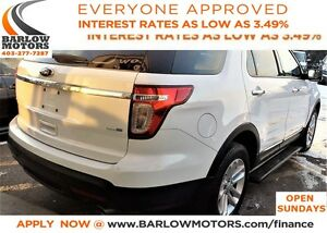 2013 Ford Explorer XLT LIMITED*EVERYONE APPROVED* APPLY NOW DRIV