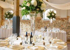 Luxury wedding and event decoration