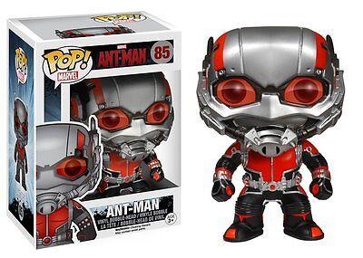 Funko POP! Marvel #85 ANT-MAN Vinyl Avengers Figure Hank Pym Bobble Head