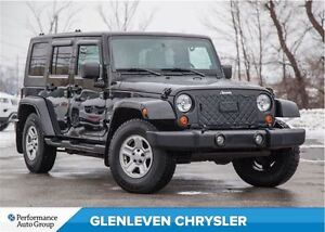 2008 Jeep Wrangler UNLIMITED SAHARA | 4X4 | TWO TOPS/SETS OF TIR
