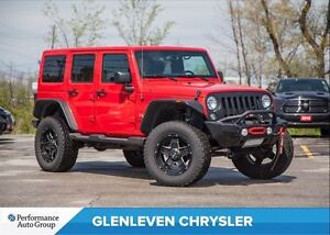 2016 Jeep WRANGLER UNLIMITED Sahara   $20,000 IN UPGRADES, MUST