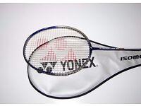 yonex isometric 30 VF badminton sports aero-box variframe racket