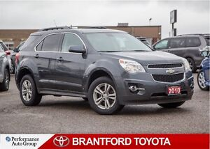2010 Chevrolet Equinox 1LT, FWD, Trade In, Safety and E-Tested